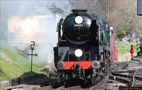 2017-03-31 The Swanage Railway Strictly Bulleid Gala.  (328)328