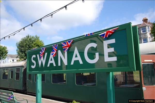 2017-06-13 SR first return service Swanage - Warehan - Swanage.  (59)059