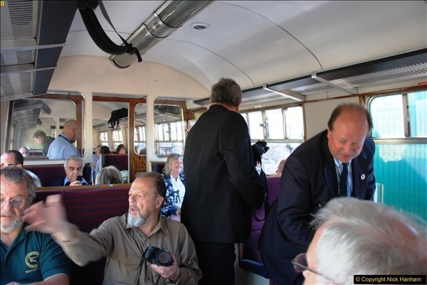 2017-06-13 SR first return service Swanage - Warehan - Swanage.  (90)090
