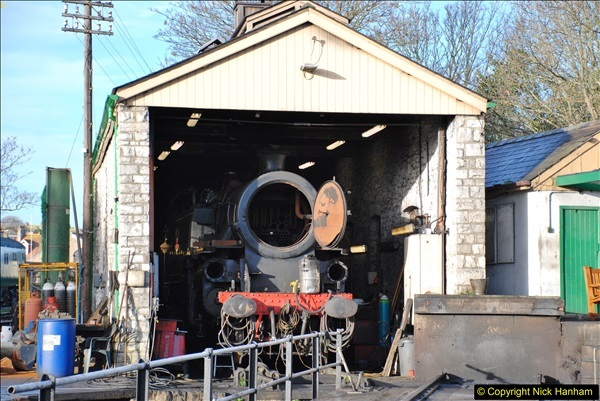 2018-02-01 SR Close down period - out and about the railway.  (8)008