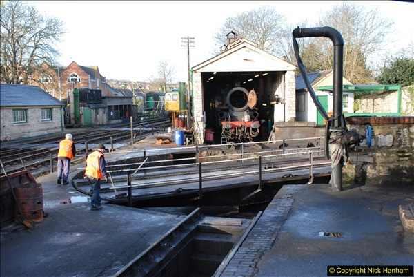 2018-02-01 SR Close down period - out and about the railway.  (13)013