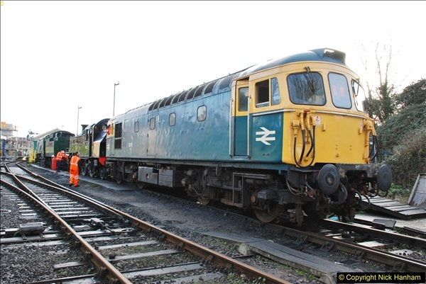 2018-02-01 SR Close down period - out and about the railway.  (19)019