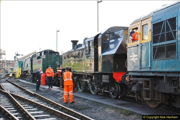 2018-02-01 SR Close down period - out and about the railway.  (20)020