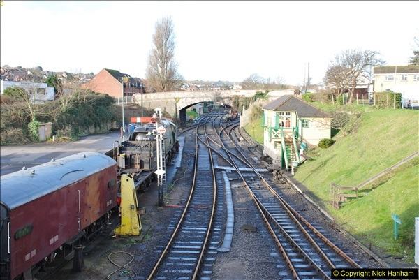 2018-02-01 SR Close down period - out and about the railway.  (32)032