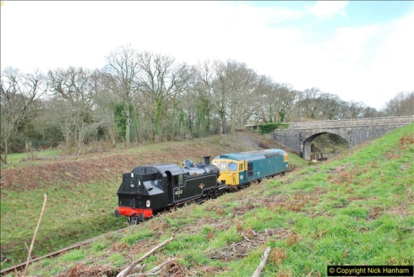 2018-02-01 SR Close down period - out and about the railway.  (84)084