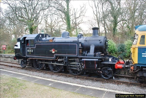 2018-02-01 SR Close down period - out and about the railway.  (87)087