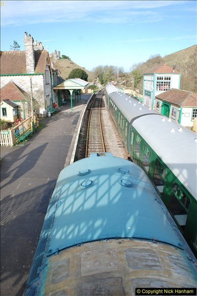 2018-02-01 SR Close down period - out and about the railway.  (95)095