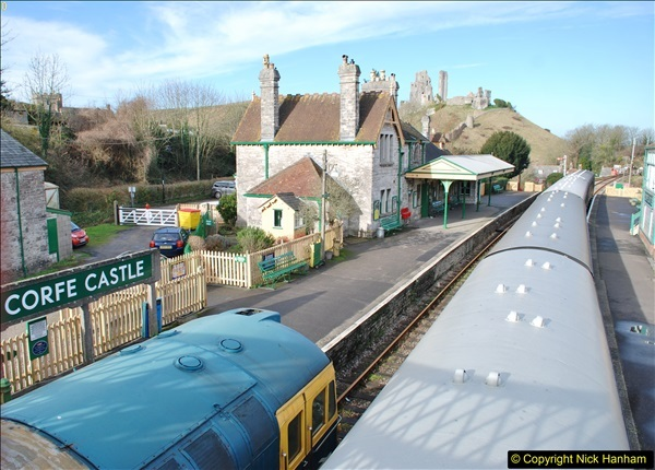 2018-02-01 SR Close down period - out and about the railway.  (96)096