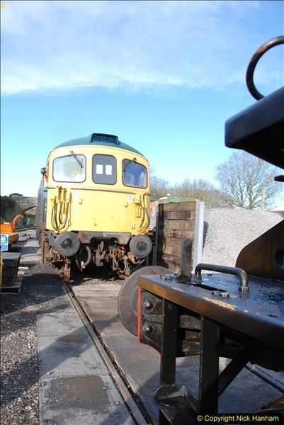 2018-02-01 SR Close down period - out and about the railway.  (122)122