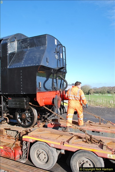 2018-02-01 SR Close down period - out and about the railway.  (143)143