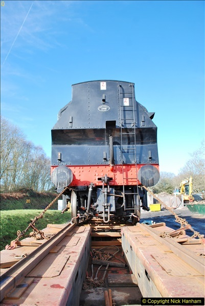 2018-02-01 SR Close down period - out and about the railway.  (145)145