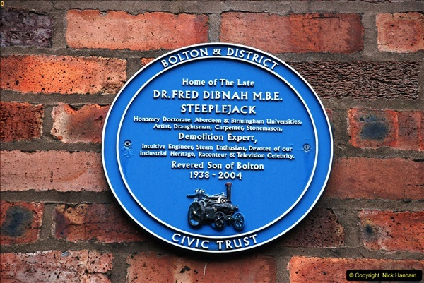 2016-08-06 At the Fred Dibnah Heritage Centre, Bolton, Lancashire.  (6)359