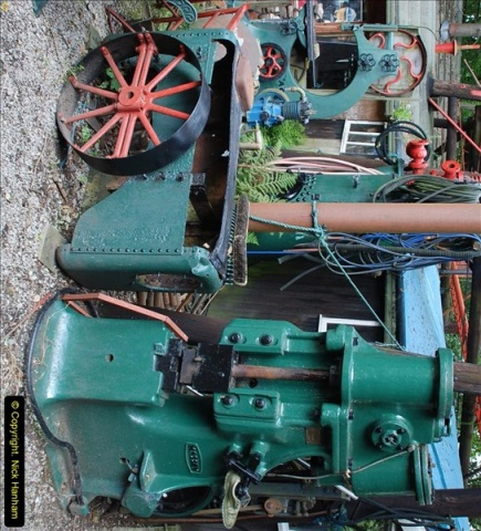 2016-08-06 At the Fred Dibnah Heritage Centre, Bolton, Lancashire.  (77)430