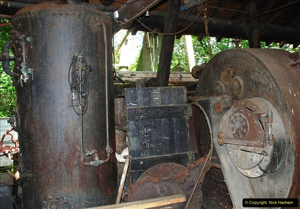 2016-08-06 At the Fred Dibnah Heritage Centre, Bolton, Lancashire.  (85)438