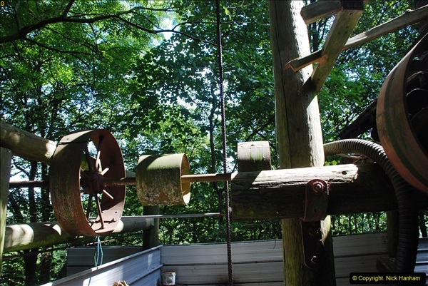 2016-08-06 At the Fred Dibnah Heritage Centre, Bolton, Lancashire.  (165)518