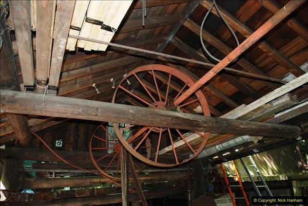 2016-08-06 At the Fred Dibnah Heritage Centre, Bolton, Lancashire.  (172)525