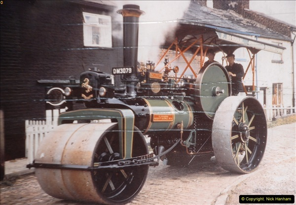 2016-08-06 At the Fred Dibnah Heritage Centre, Bolton, Lancashire.  (179)532