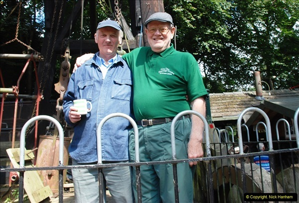 2016-08-06 At the Fred Dibnah Heritage Centre, Bolton, Lancashire.  (187)540