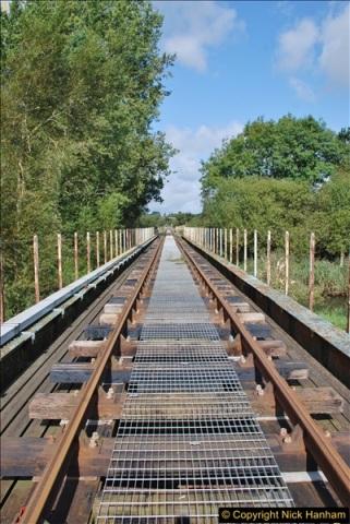 SR Limit to Bridge 1.  (7)007