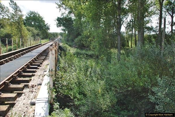 SR Limit to Bridge 1.  (22)022
