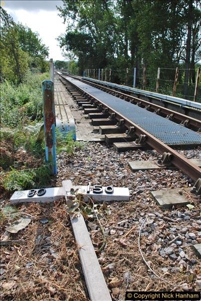 SR Limit to Bridge 1.  (27)027