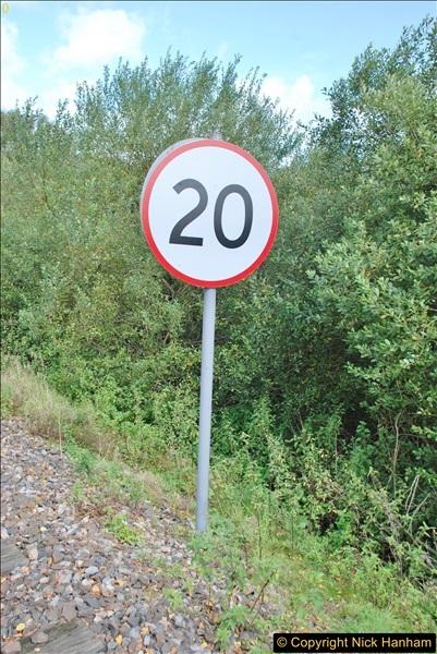 SR Limit to Bridge 1.  (45)045