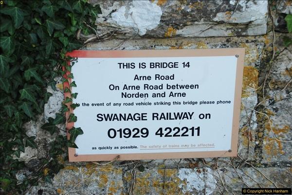 Norden Gates to Bridge 13.  (85)091
