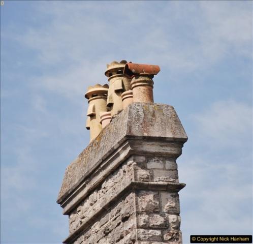 Corfe Castle. (93)095