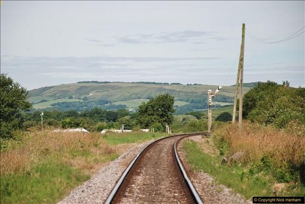 Harmans X to Corfe Castle. (6)06
