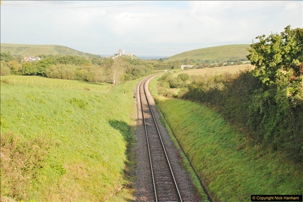 Harmans X to Corfe Castle. (52a) (1)53