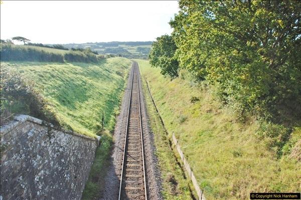 Harmans X to Corfe Castle. (52a) (4)56