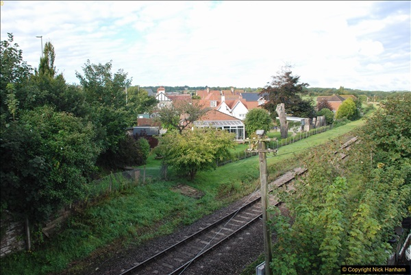 Swanage to Herston. (54a) (9)63