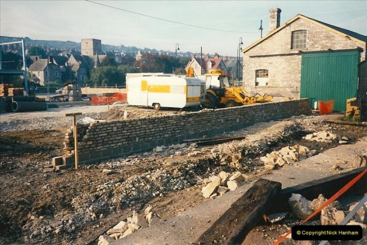 1994-10-22 Swanage progress.  (4)0108