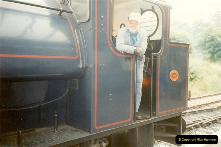 1995-06-20 Driving Wilbert.  (2)0215
