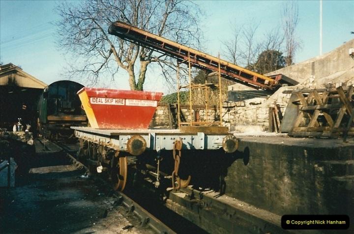 1996-02-20 Swanage coal dock improvements.  (3)0264
