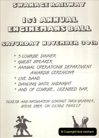 1996-11-30 The SR first Enginemans Ball.  (1)0383