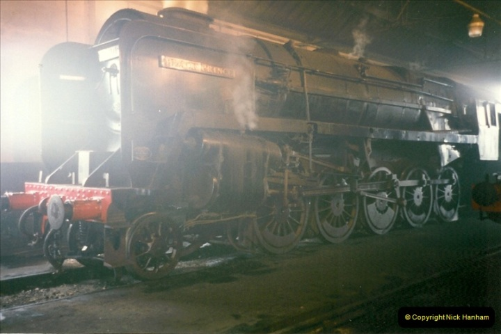 1997-06-16 At Cranmore (ESR) for driving experience on 92203. (3)0485