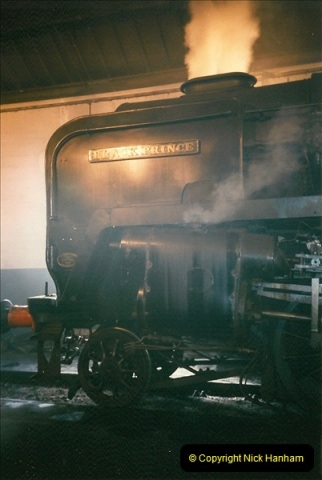 1997-06-16 At Cranmore (ESR) for driving experience on 92203. (6)0488