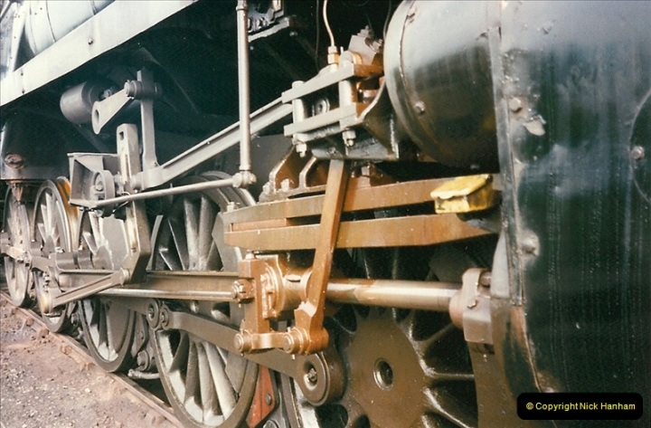 1997-06-16 At Cranmore (ESR) for driving experience on 92203. (7)0489