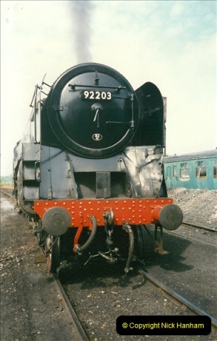 1997-06-16 At Cranmore (ESR) for driving experience on 92203. (8)0490