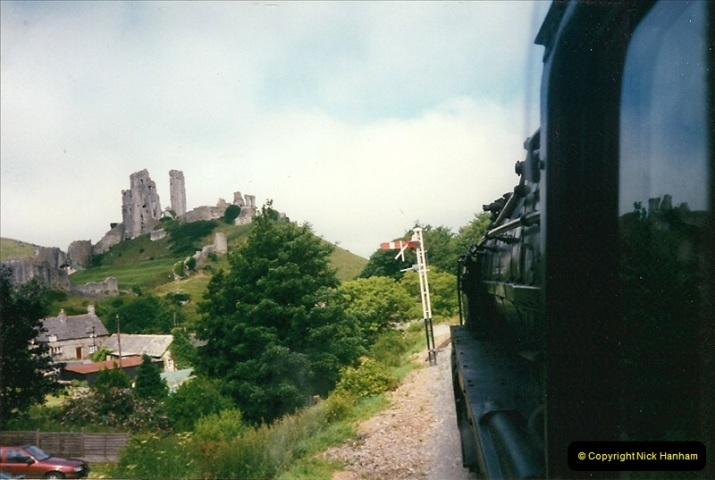 1997-07-14 to 18 My week driving 92203 & 34072.  (5)0528