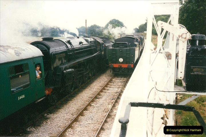 1997-07-14 to 18 My week driving 92203 & 34072.  (13)0536