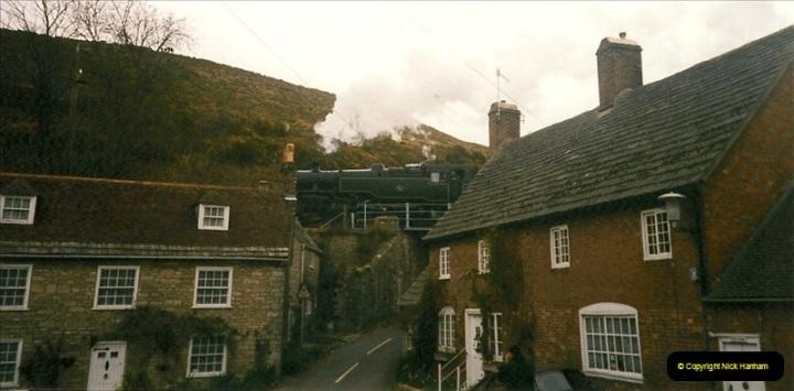 1998-03-21 Corfe Castle.  (1)0644