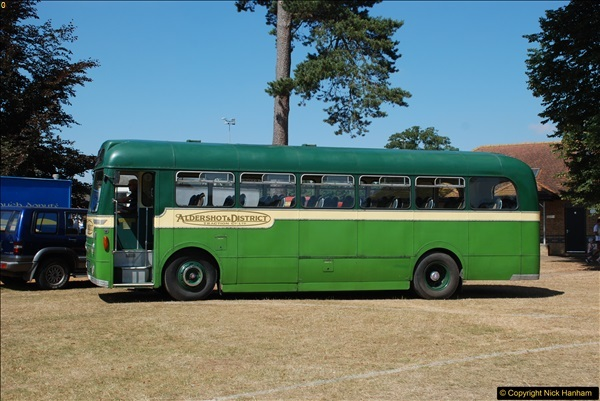 2018-07-15 Alton Bus Rally & Running Day 2018.  (71)071