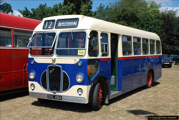 2018-07-15 Alton Bus Rally & Running Day 2018.  (302)302