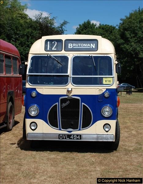 2018-07-15 Alton Bus Rally & Running Day 2018.  (303)303