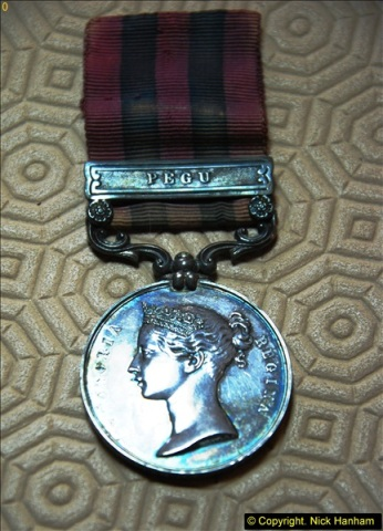 A medal collection (8)08