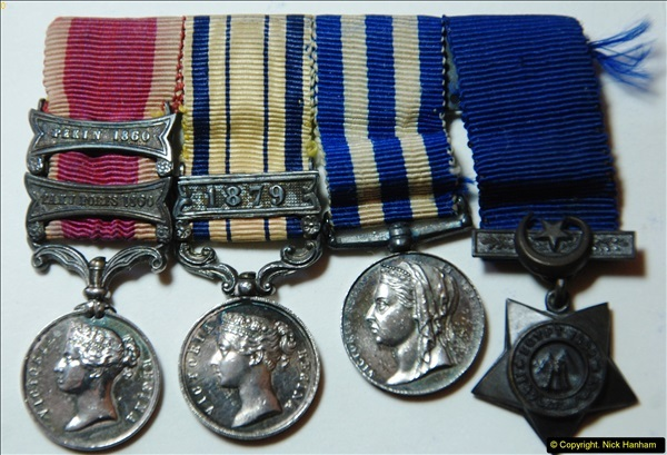 A medal collection (31)31