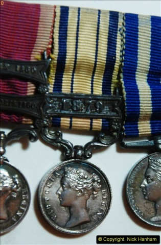 A medal collection (34)34