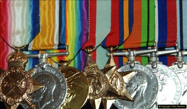 A medal collection (58)58